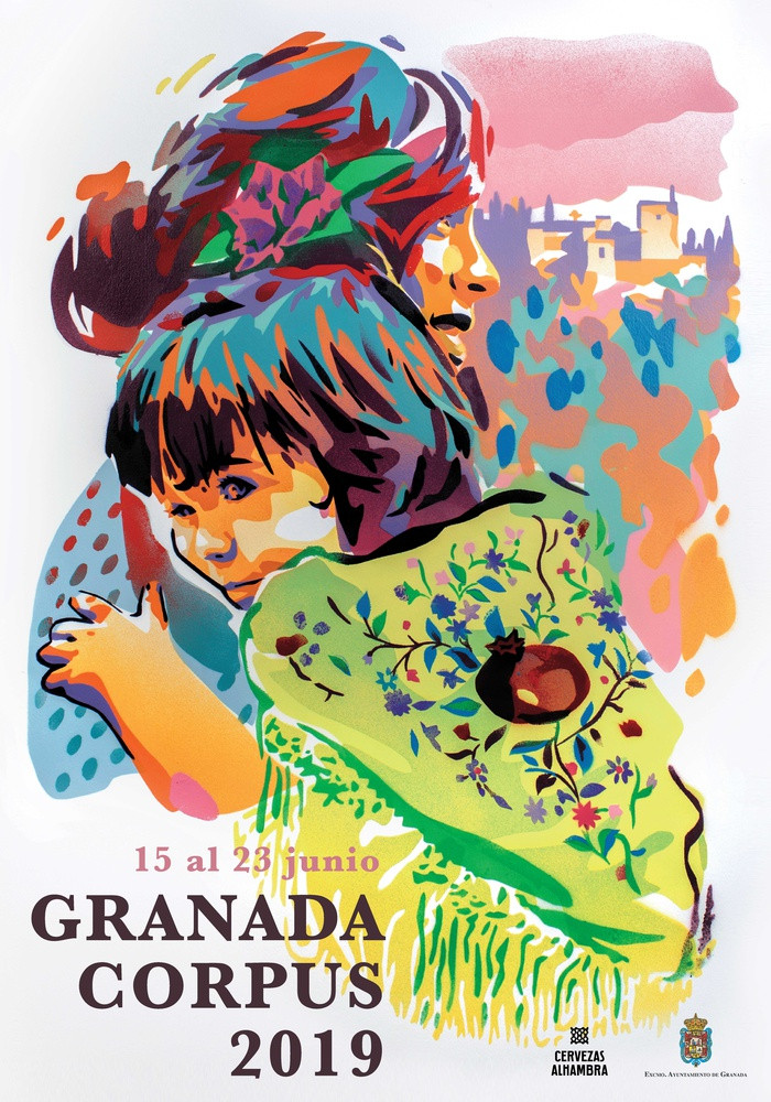 Calendario Ugr 2020.Feria Del Corpus De Granada Turismo De Granada