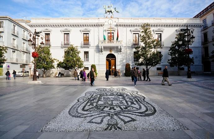 Ayuntamiento de granada - Parking plaza puerta real en granada ...
