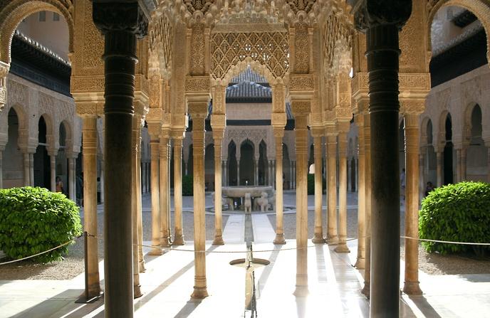 Palacios Nazaries Turismo De Granada