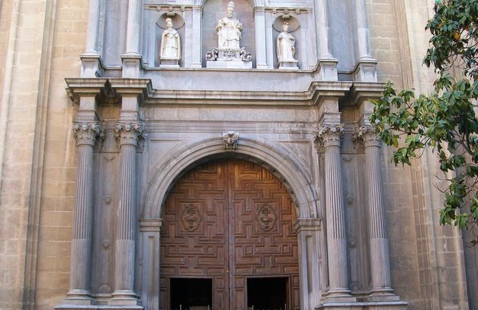 Iglesia del sagrario de granada - Parking plaza puerta real en granada ...