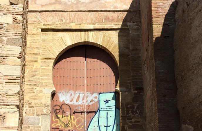 Puerta monaita - Parking plaza puerta real en granada ...
