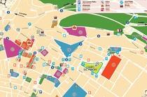 Callejero Mapa De Granada Capital.Folletos Y Mapas De Granada Turismo De Granada