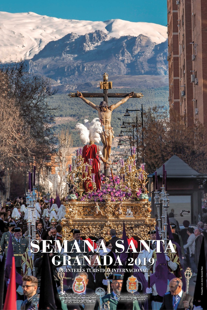 Holy Week in Granada 2019