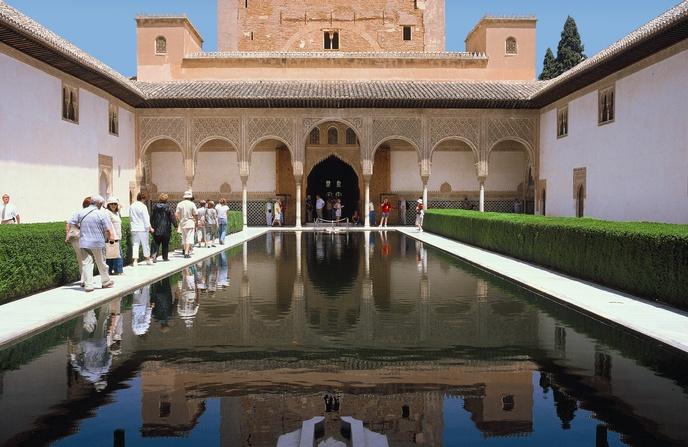 Palacio de Comares, Alhambra