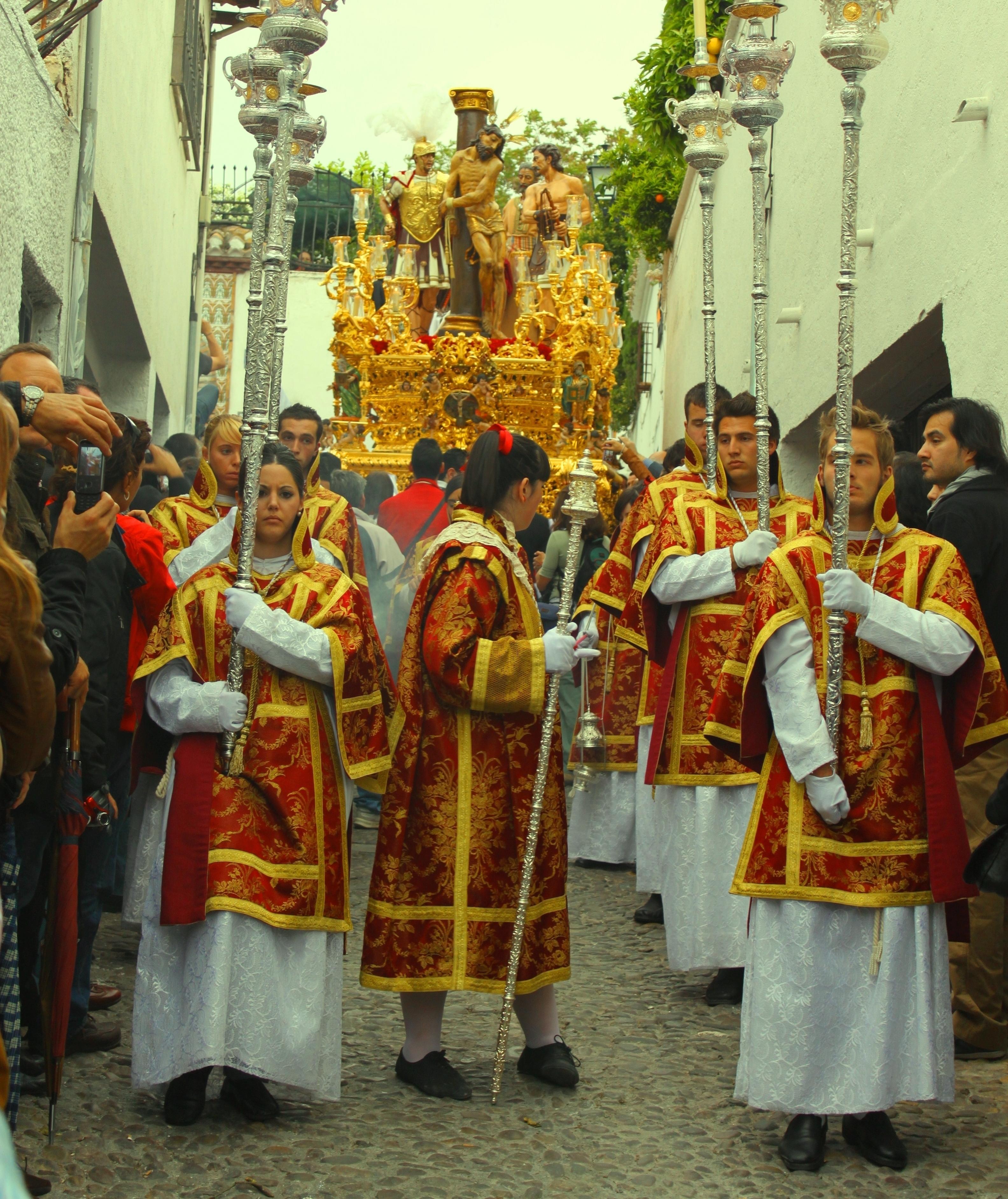 Semana santa - Decoracion en granada ...