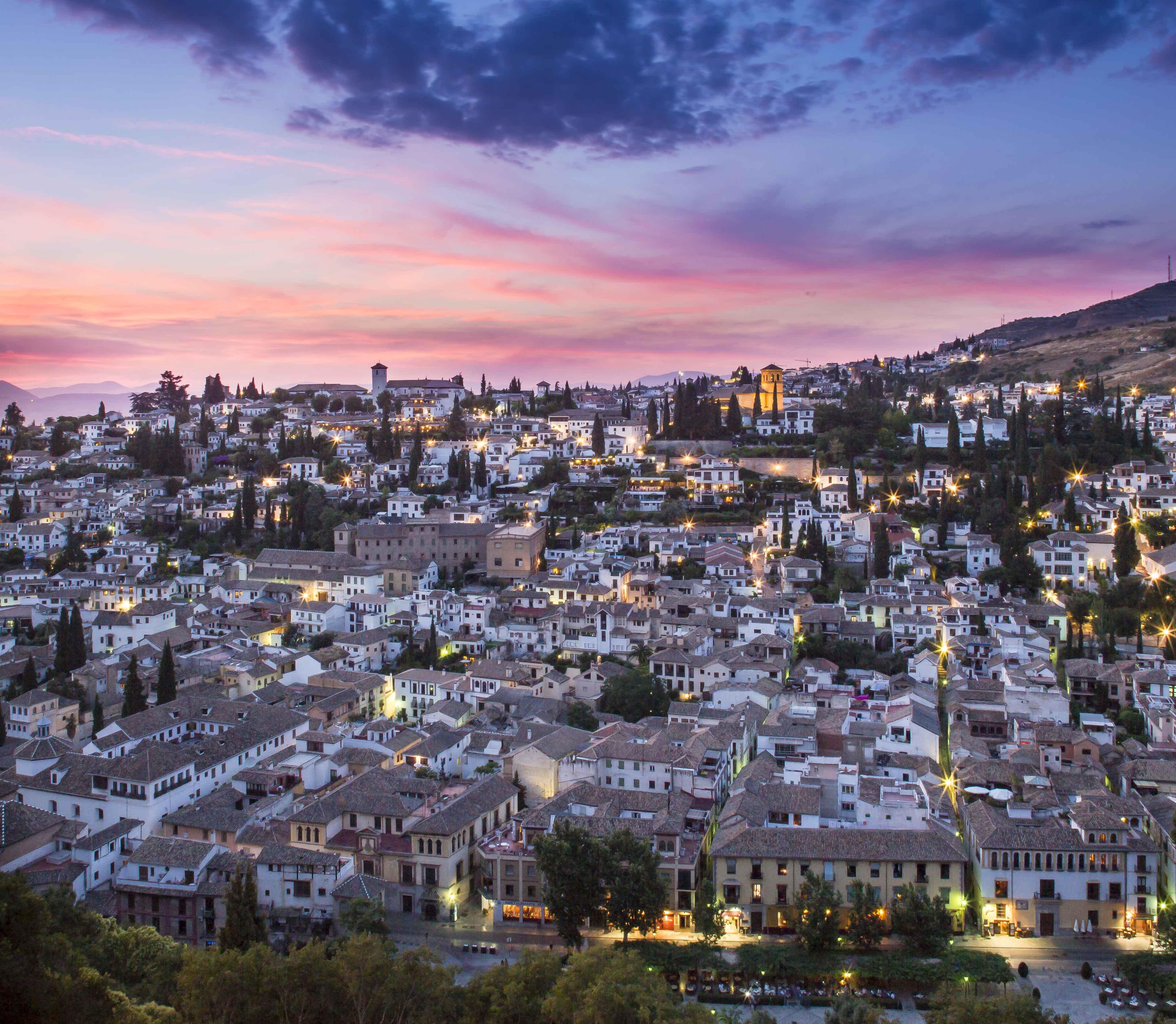Portal oficial de Turismo de Granada. Ayuntamiento de Granada | Turismo de Granada