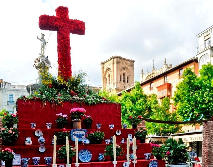 Cruces en granada - Decoracion en granada ...