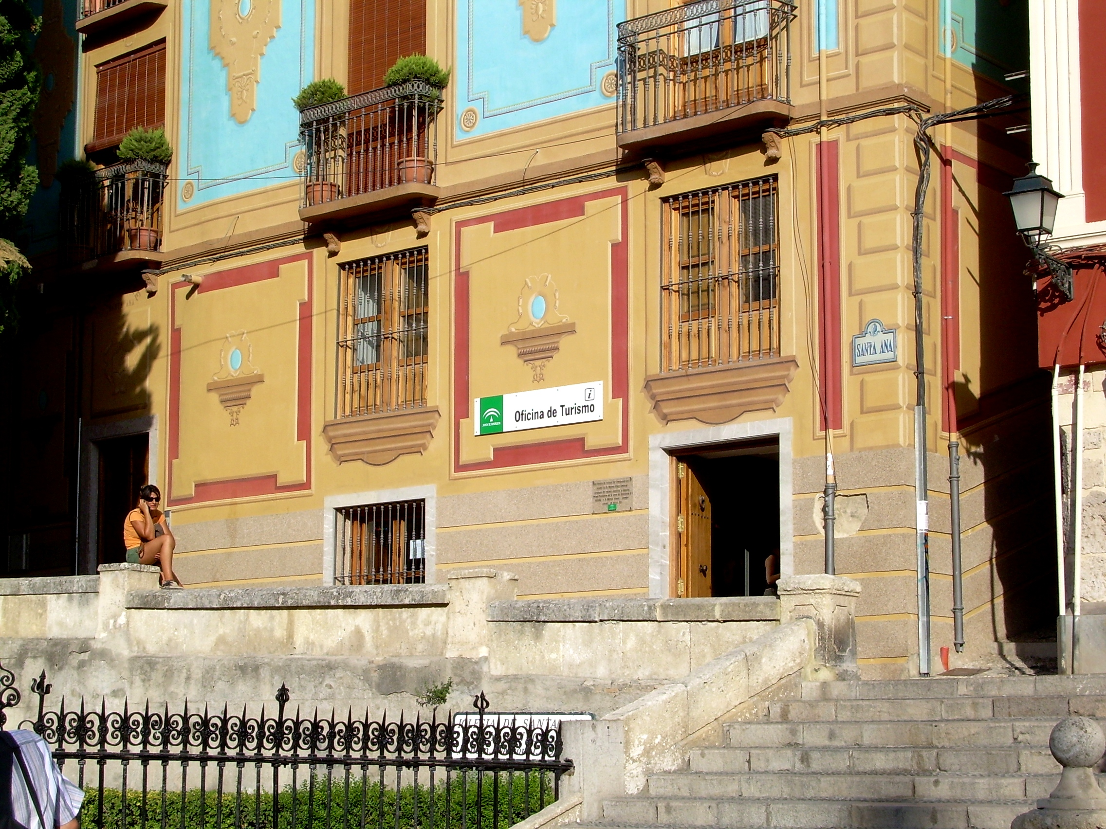 Oficina de informacion de la junta de andalucia for Oficina junta de andalucia