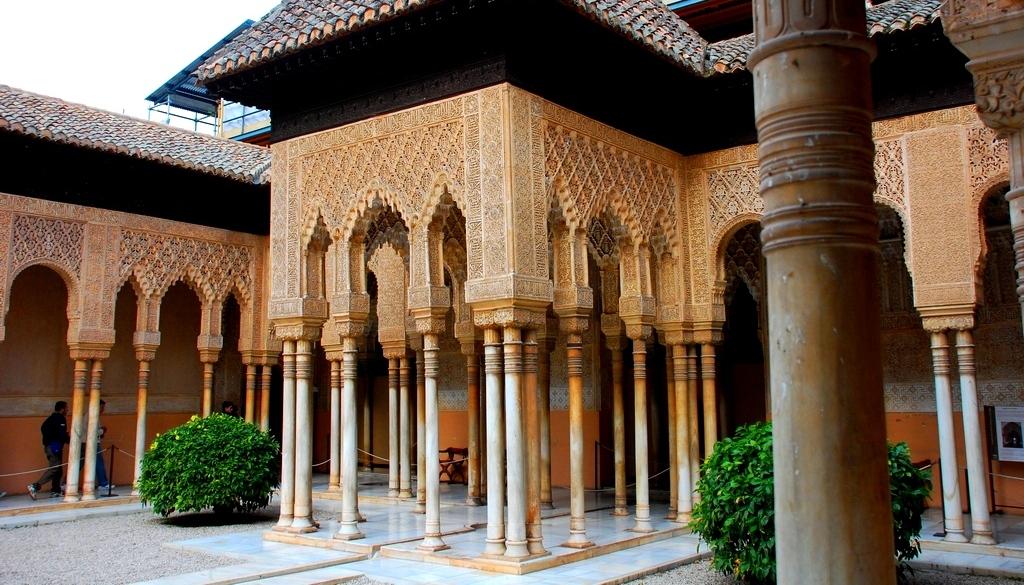 Sitios Para Visitar en Granada en Dos Días
